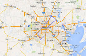 Kennesaw State Map 100 Map Of Houston Area As Tropical Storm Harvey Hits
