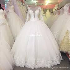 wedding gown sale cheap sale sheer sleeves gowns wedding dresses lace