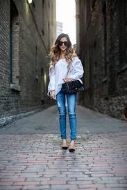 a new take on the classic white shirt mia mia mine