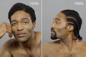 hairstyles for men in their 50 s here s what 100 years of black men s hair trends look like