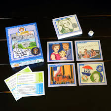 presidents of the united states card game u2013 national archives store