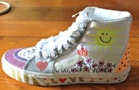 Decorate Shoes Vans Archives She Scribes