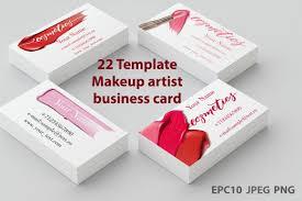 100 makeup business cards templates makeup business cards