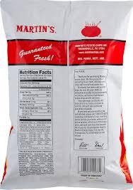 martin u0027s red potato chips 9 5 oz walmart com