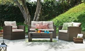Overstock Patio Chairs How To Properly Maintain Patio Furniture Overstock Wicker