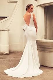 satin wedding dresses satin wedding dress style 4796 blanca