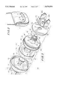 patent us5675874 magnetic fastener google patents
