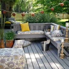 deck furniture ideas deck furniture ideas 1000 ideas about back deck decorating on