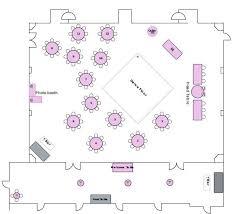 wedding floor plans wedding ceremony and reception floorplans excelsior springs