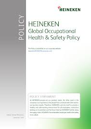 19 health and safety policy examples u0026 samples