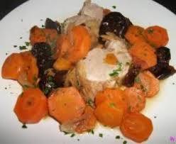 marmiton recette cuisine filet mignon filet mignon aux pruneaux et carottes recette de filet mignon aux