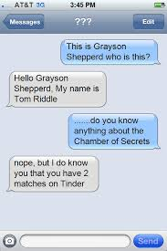 Iphone Text Memes - tom riddle s iphone contemporary experimental fiction and visual