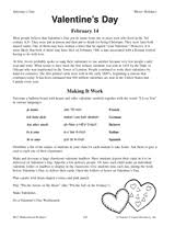 valentine u0027s day activities printables u0026 resources teachervision