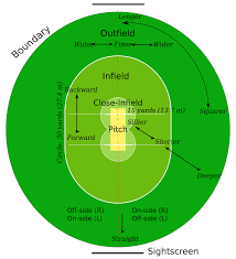 cricket field wikipedia