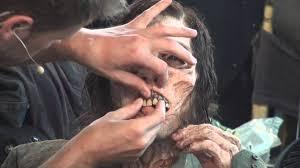 theater makeup school oscar winning makeup artist joel harlow demo cinema