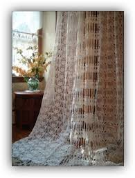 Lace Curtains And Valances Macrame Lace Curtains Scalisi Architects