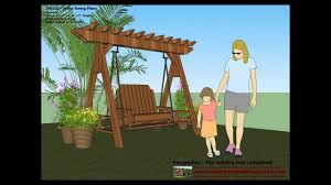 sw101 arbor swing plans construction graden swing plans