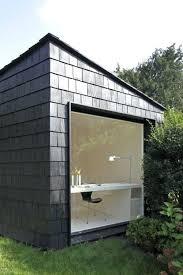 Backyard Office Kit by Office Design Diy Outdoor Home Office Backyard Home Office Ideas