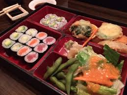 cuisine box sushi maki bento box for lunch picture of genki restaurant sushi