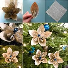 christmas tree decorations diy diy project