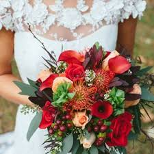 wedding flowers rustic rustic wedding bouquets