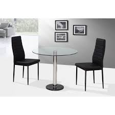 Space Saver Dining Table And Chairs Dining Room Modern Glass Round Space Saving Dining Tables With