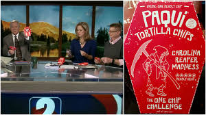 Challenge News Denver News Anchors Try The World S Chip In One Chip Challenge