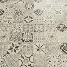 starfloor tile retro black white luxury vinyl tile bathroom