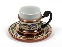 Coffee Set turkish coffee set for two with decorations