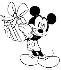 22 mickey mouse birthday coloring pages cartoons printable