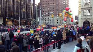 when is thanksgiving day 2012 macy u0027s 2012 thanksgiving day parade youtube