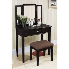 Small Vanity Set For Bedroom Black Bedroom Vanity Fallacio Us Fallacio Us