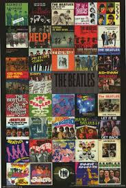 photo album sleeves the beatles singles picture sleeves album covers poster