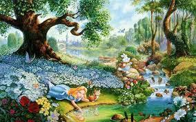 wallpaper for desktop of cartoons desktop alice in wonderland cartoon hd backgrounds all with