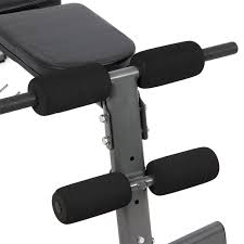 adjustable weight bench dumbbells lifting incline flat decline