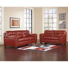 Leather Livingroom Sets Catnapper Transformer Leather Reclining Sofa Set Toast Hayneedle