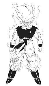 25 goku drawing ideas dragon ball goku