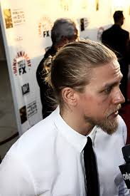 how to get the jax teller hair look what s with bearded men i mean come on beard bun