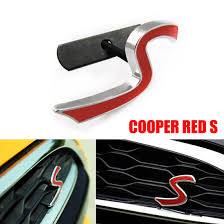jeep grill logo vector for mini cooper s grill badge replacement emblem metal with
