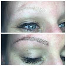 Semi Permanent Tattoo Eyebrows Have You Checked Out Our Monthly Specials U2014 Blume Microblading Salon