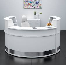 Reception Desk High Quality Reception Desk In 15 Finishes Office Reality