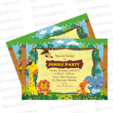 theme invitations jungle theme invitations jungle invites