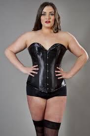 plus size corsets black corset burleska