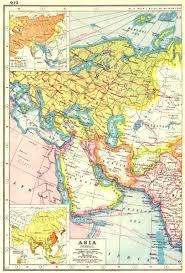 russia map by population west asia arabia mesopotamia russia rainfall population