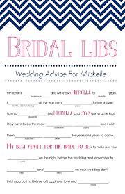 bridal mad libs bridal mad libs printable bridal shower bridal shower