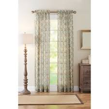 White Curtains With Green Leaves by Curtains Vivacious Beautiful Ivory White Lace Curtains Walmart