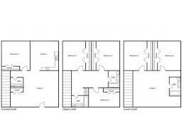 six bedroom floor plans 6 bed 3 5 bath apartment in kalamazoo mi 13 twenty four kalamazoo