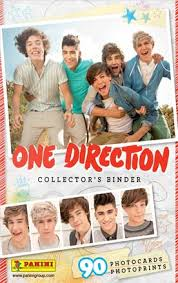 one direction cards panini one direction photocard collection
