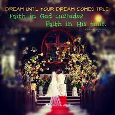 wedding quotes destiny until your comes true faith in god includes faith