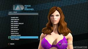 saints row the third initiation station hair styles youtube